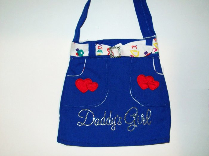 Daddy's Girl Purse - PPdg