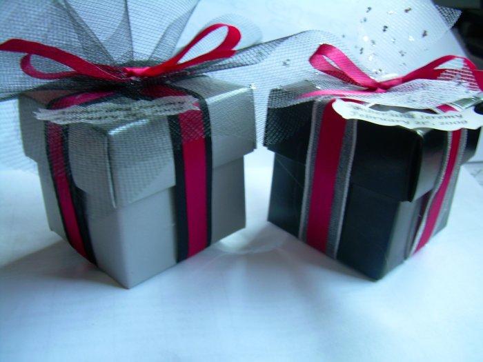 Wedding Favor Boxes - FTwf2