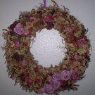 Lavender Rose Wreatch - BL3-08