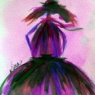 Girl 2 Watercolor - NWg2