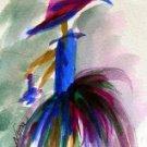 Girl 8 Watercolor - NWg8