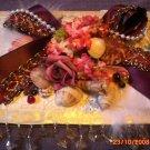 Burgundy Purse Box - ADKbp