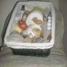 Earth Tones Gift Basket - TSet
