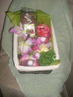Perfect Gift Basket - TSpr