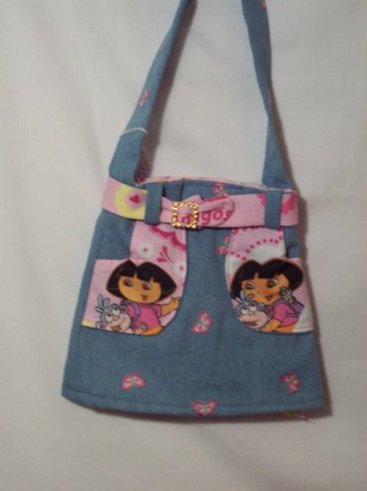 Dora Small Purse - PPds