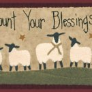 Count Your Blessings Wall Border - CWG16563