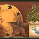 Primitive Baskets Wall Border - CWG97413