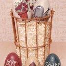 Shaker Egg Basket - CWG80143