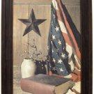 God & Country Framed Print - CWGKC1751220