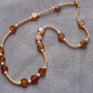 Melon Bead Necklace  - DZon