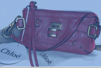 Chloe Red Bag