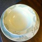 """Lowest Price! Pottery Barn Vintage 8 Piece Set """"Vine"""" Pattern Stoneware"""