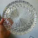 """Signed Waterford Crystal 10"""" Tray"""