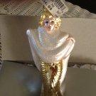 Retired Kurt Adler/Polonaise Marilyn Monroe Ornament NIB With Original Tags