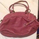 Latico Thistle Colored Premium Leather Mini Purse / Wristlet USA Made