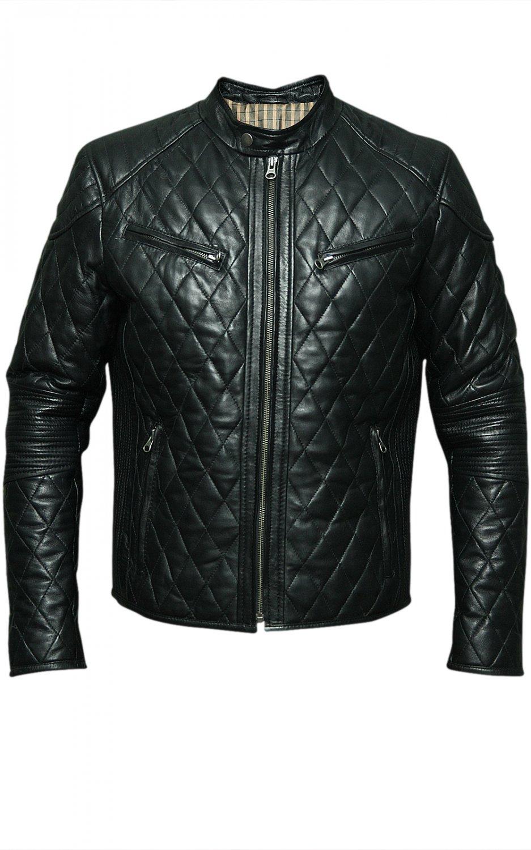 Men biker leather jackets