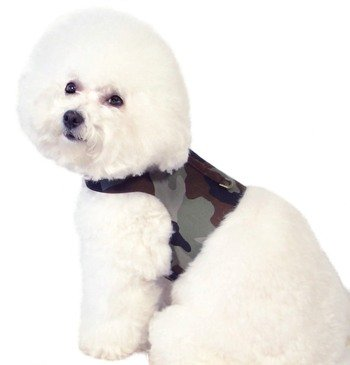 Camouflage harness vest by Thayer and Ridge ~S~