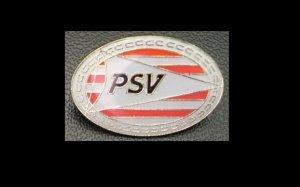 PSV EINDHOVEN NETHERLANDS FOOOTBALL CLUB TEAM PIN BADGE