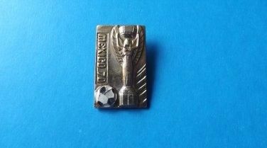 FIFA WORLD CUP FOOTBALL MEXICO 1970 PIN BADGE