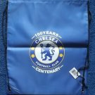 CHELSEA THE BLUES FOOTBALL CLUB CENTENARY 100 YEARS WATERPROOF BACKPACK KITBAG