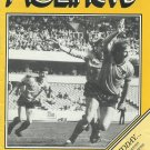 WOLVERHAMPTON WANDERERS WOLVES WALSALL LEAGUE DIVISION THREE FOOTBALL PROGRAMME 1985