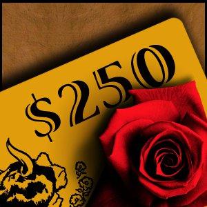 $250 Bar Ferdinand Gift Card