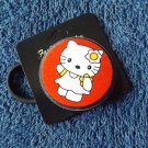 HELLO KITTY BEAUTIFUL HAIR BAND IN BRIGHT RED