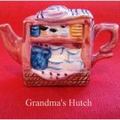 Red Rose Canadian  Tea Premium Mini-Teapot Grandma's Hutch