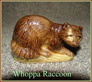 Wade Porcelain Whoppa Raccoon