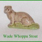 Wade Porcelain Whoppa Stoat Scarce Figurine