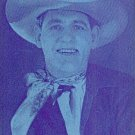 Vintage Western Postcard Leo Maloney