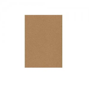 25 Blank Artist Trading Cards ATC's - Kraft Chipboard - Square Corners
