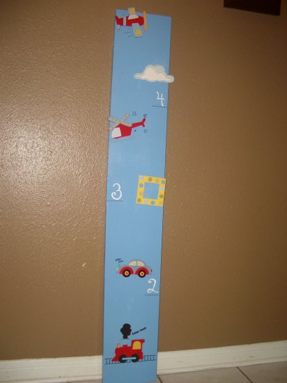 20% OFF! Planes, Trains and Automobiles Growth Board