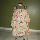 Sweet Summer Garden Breastfeeding Cover