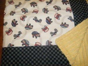 Monster Trucks Baby/Toddler Blanket