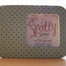 Spotty Photo Frame