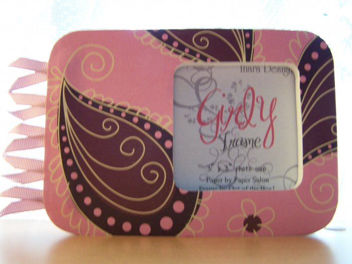 Girly Photo Frame