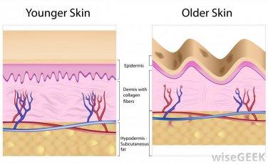 100% Pure Hyaluronic Acid Serum w/ Vitamin C+E+Collagen Antioxidant,Anti-Aging