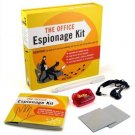 THE OFFICE -Club Espionage Kit micro listening device invisible ink pen handbook