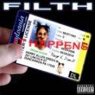 Filth - It Happens - CD