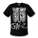 Cray-Z - Skeleton Style- Black