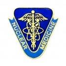 Nuclear Medicine Lapel Pin Emblem Atom Medical Graduation Recognition Pins 120