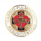 CPR Pin Cardio-Pulmonary Resuscitation EMS Gift Medical Graduation Recognition