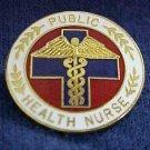 Public Health Nurse Pin Medical Nursing Emblem Graduation Nurses Cross 5060 New