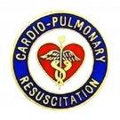 CPR Pin Cardio Pulmonary Resuscitation Medical Graduation Recognition 991 New