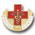 Practical Nurse Lapel Pin Medical Emblem Graduation Recognition Pins 962 New