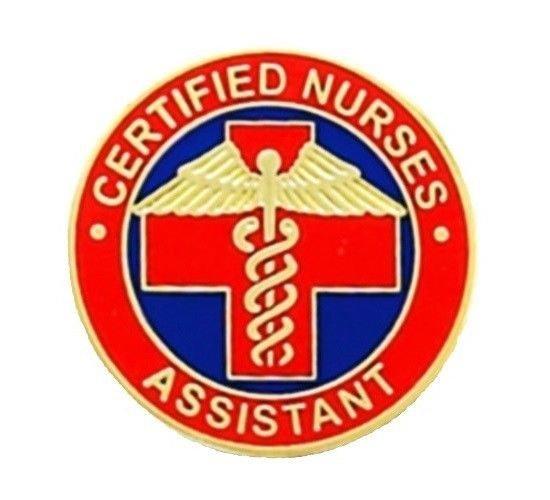 CNA Lapel Pin Certified Nurses Assistant Graduation Recognition Pins 5004 New