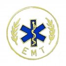 EMT Star of Life Lapel Pin Emblem Emergency Medical Technician Official New 5002
