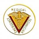EMT Lapel Pin Emergency Medical Technician Fire Rescue Department 5016 New