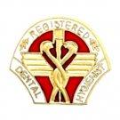 Registered Dental Hygienist Pin Medical Emblem Graduation Pins Dentist 5041 New